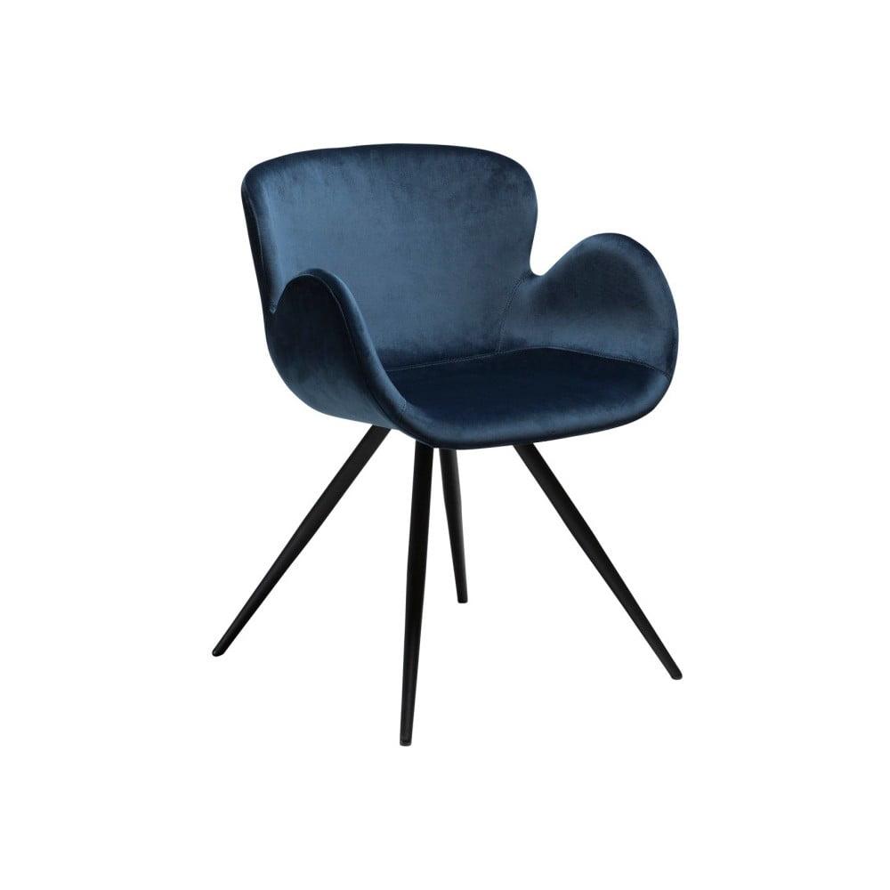 Niebieskie krzesło DAN-FORM Denmark Gaia