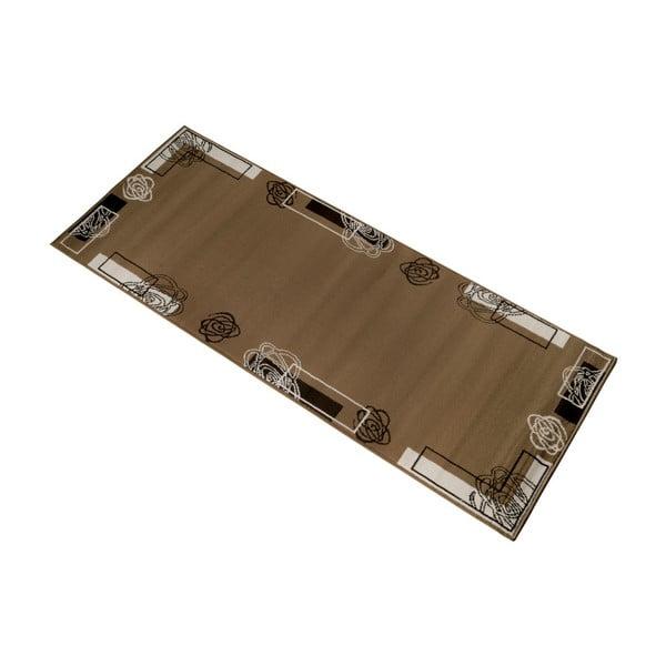 Dywan Hanse Home Prime Pile Classy Brown, 80 x 200 cm
