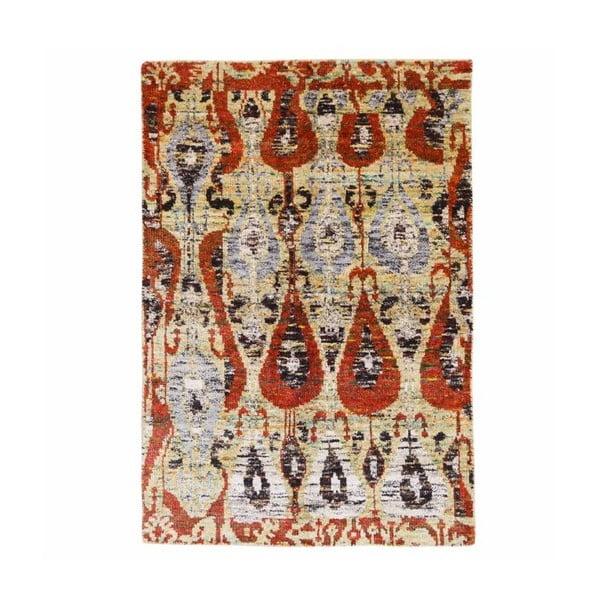 Ręcznie tkany dywan Ikat H2 Mix, 200x300 cm
