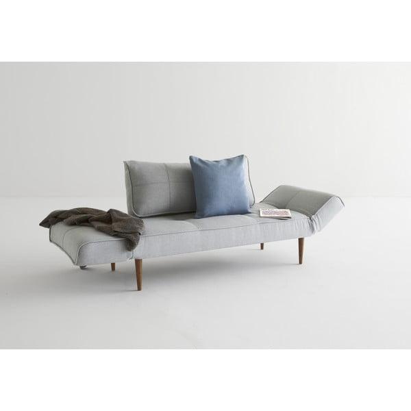 Gołębia sofa wielofunkcyjna Innovation Zeal Dark Wood