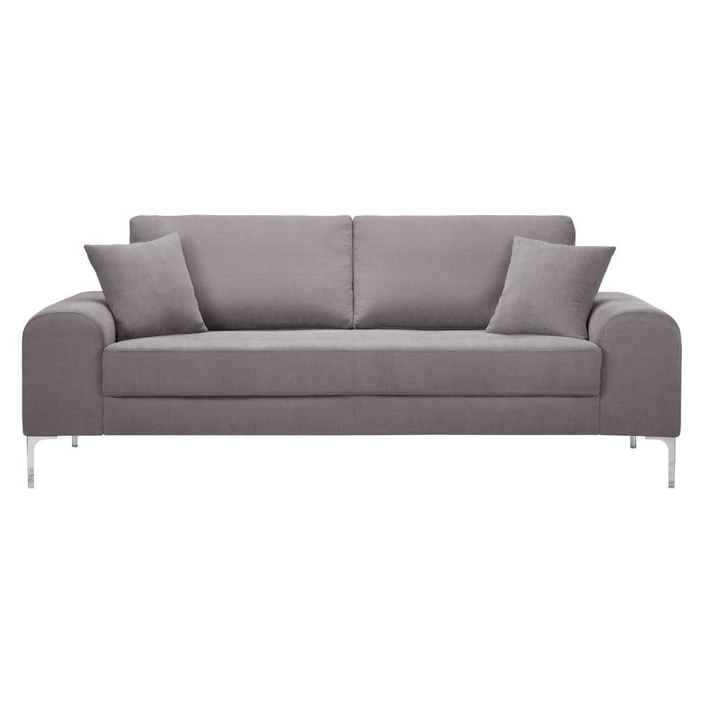 Szarobrązowa sofa Prêt à Meubler Classics Dilinger