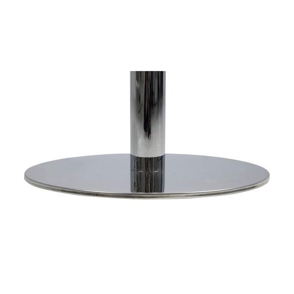 Biały stolik Actona Caspian, wys. 60 cm