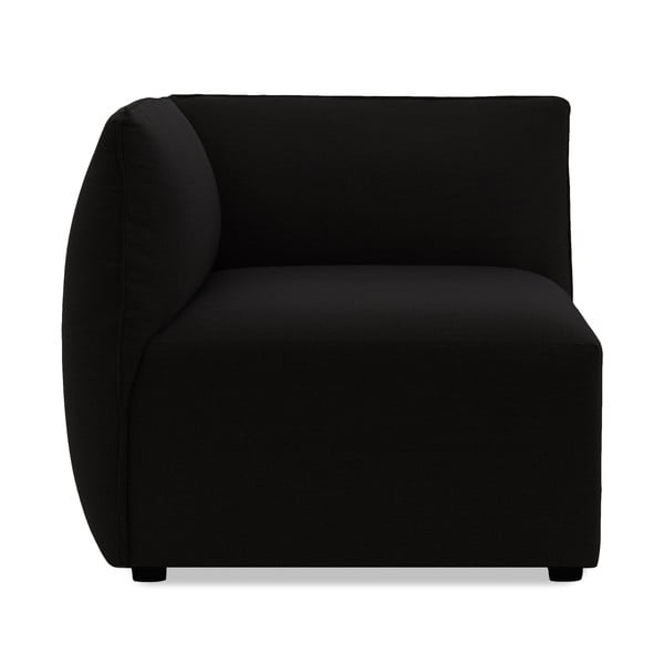 Moduł lewostronny do sofy VIVONITA Cube Dark Brown