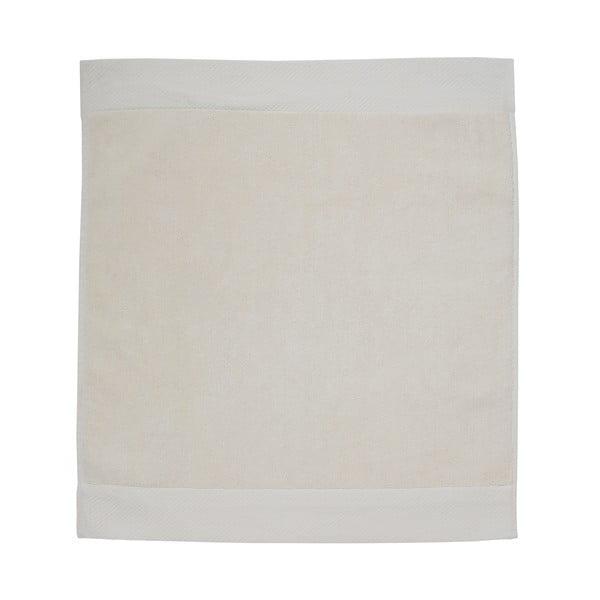 Kremowy dywanik łazienkowy Seahorse Pure, 50x60 cm