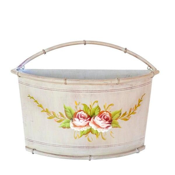 Donica Flowerpot White