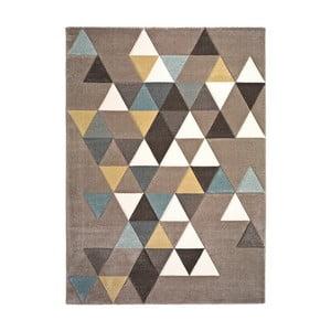 "Dywan Universal Gris Multi Triangle, 60x120cm"""