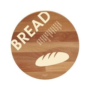 Deska z drewna bukowego BiKompletti Bread,30cm