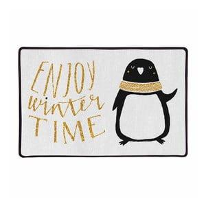 Wielofunkcyjny dywan Butter Kings Penguin, 60x90 cm