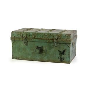 Skrzynia Orient 45x75 cm, zielona