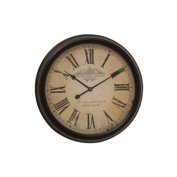 Zegar naścienny Moment, 62 cm