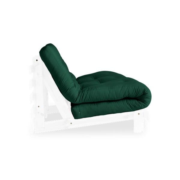 Sofa wielofunkcyjna Karup Design Roots White/Botella
