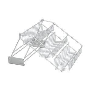 Wysuwany stojak na przyprawy Metaltex Up&Down