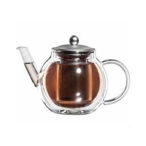 Szklany   dzbanek na herbatę z sitkiem bloomix Aronia