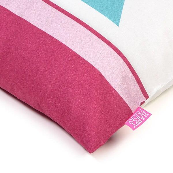 Poszewka na poduszkę Pop night, 40 x 40 cm