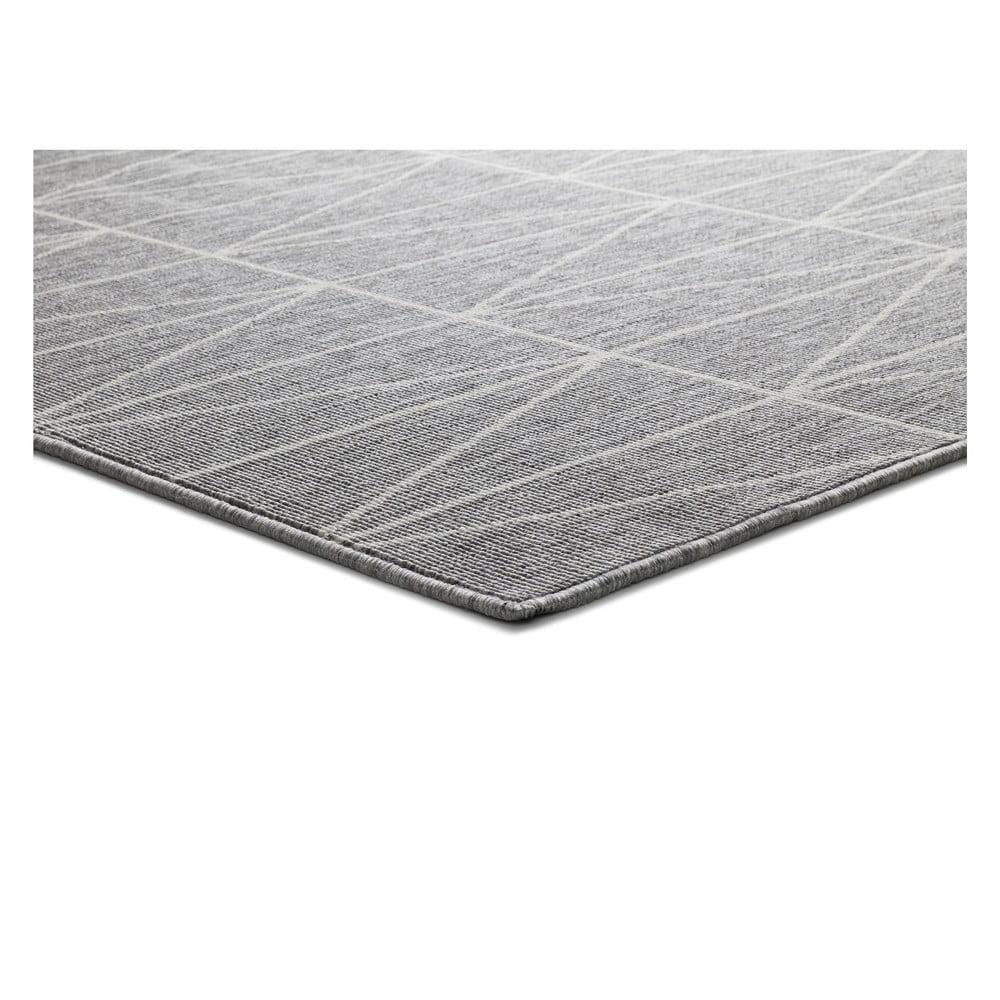 Szary dywan odpowiedni na zewnątrz Universal Nicol Casseto, 200x140 cm