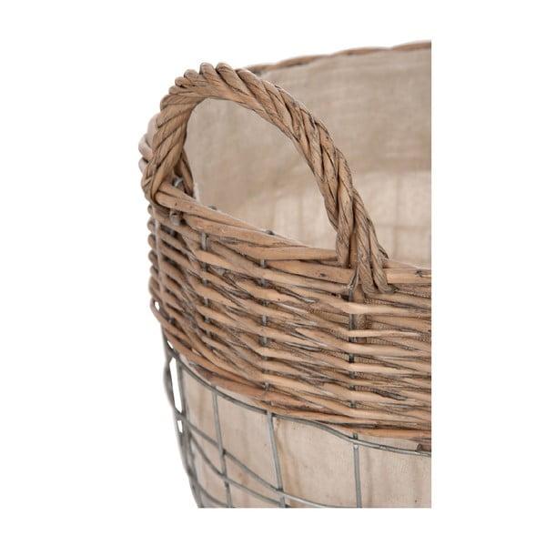 Zestaw 3 koszyków Reed
