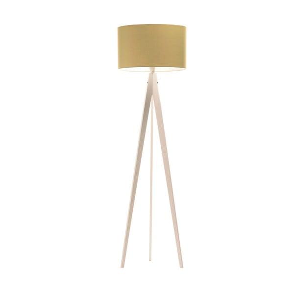 Lampa stojąca Artist Mint/White, 125x42 cm