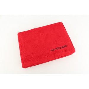 Ręcznik US Polo Bath Red, 70x140 cm