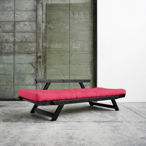 Sofa Karup Bebop Black/Magenta