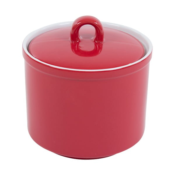 Pojemnik Kaleidoskop 1600 ml, czerwony