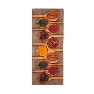 Wysoce wytrzymały chodnik kuchenny Webtapetti Spices, 60x220 cm