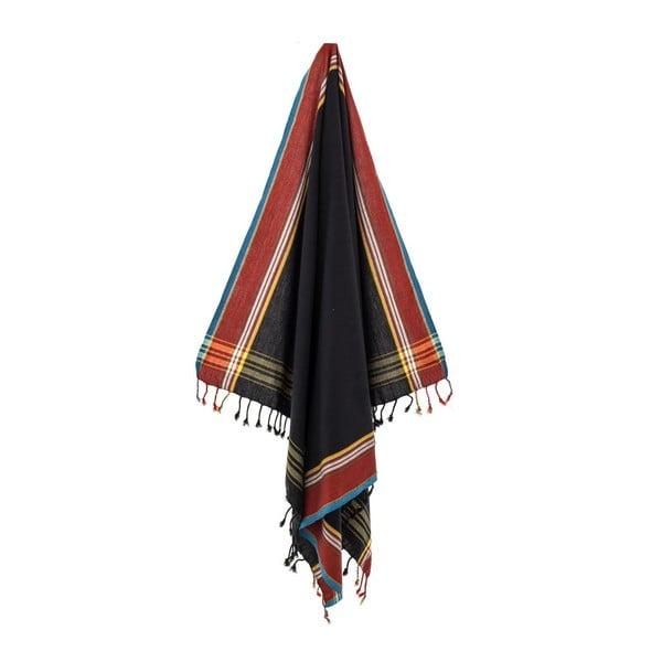Ręcznik/pareo Senel Black, 100x178 cm