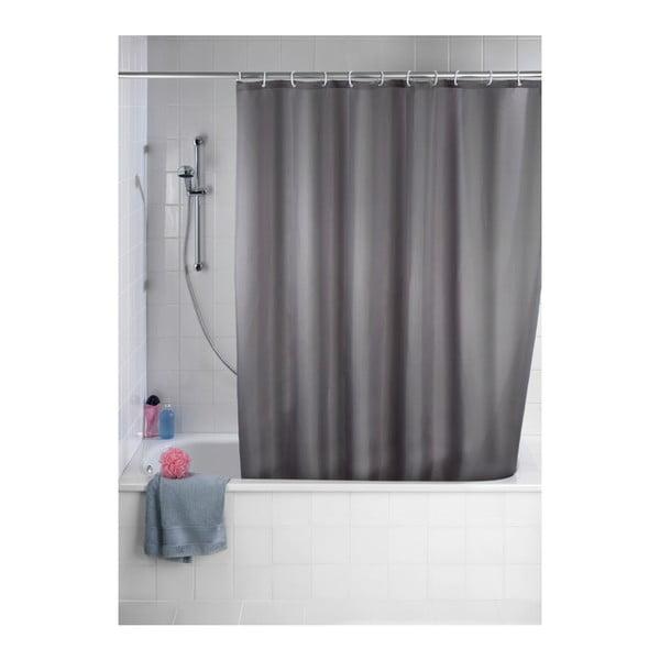 Antypleśniowa zasłona prysznicowa Wenko Grey