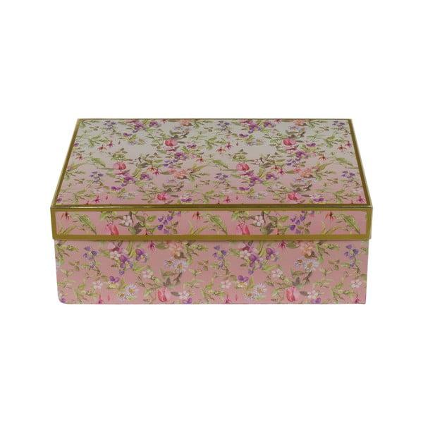 Zestaw 3 pudełek Tri-Coastal Design Charming Garden