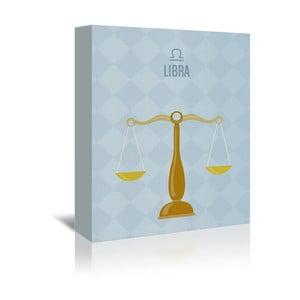 Obraz na płótnie Libra
