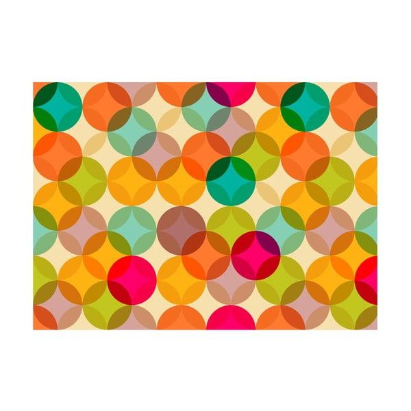 Winylowy dywan Intersecciones, 99x120 cm