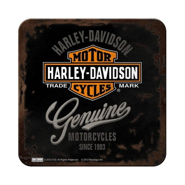 Zestaw 5 podstawek Harley Genuine