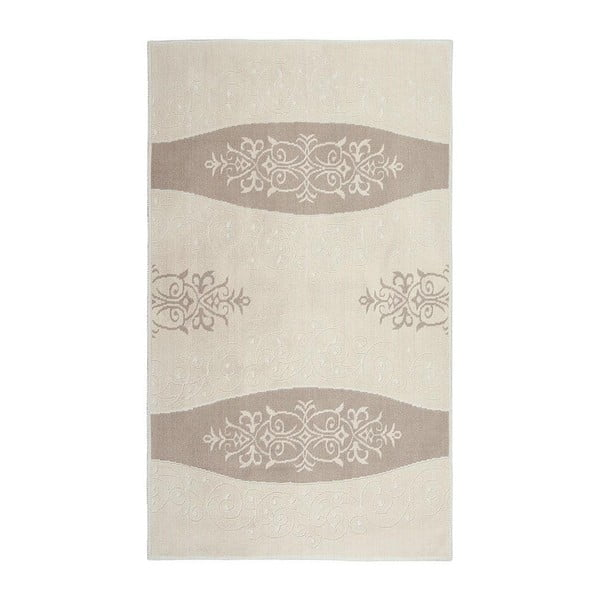 Dywan bawełniany Decor 60x90 cm, kremowy