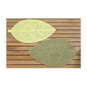 Komplet 2 mat stołowych Leaf
