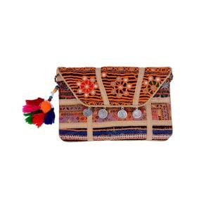 Ręcznie szyta torebka Bolso