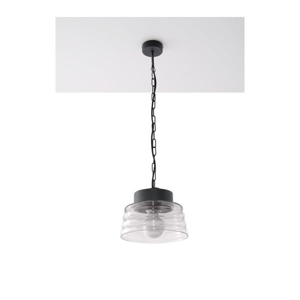 Lampa wisząca Avila Graphite