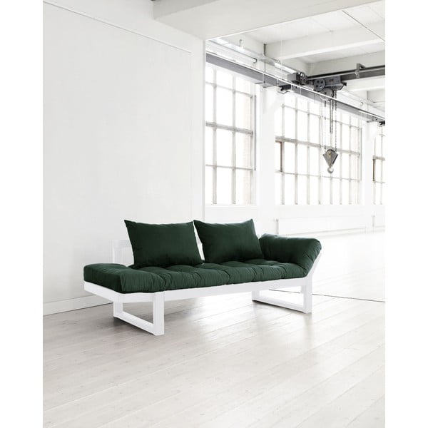 Sofa Karup Edge White/Botella