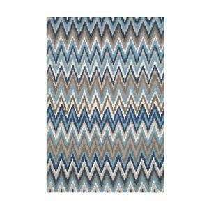 Dywan Lojento 121x182 cm, niebieski
