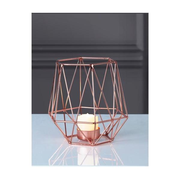 Miedziany lampion LED Best Season Wire