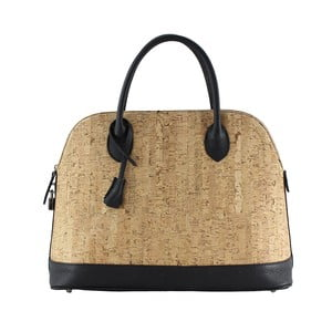 Skórzana torebka Diane, imitująca korek