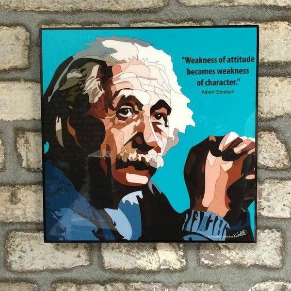 """Obraz """"Albert Einstein - Weakness"""""""