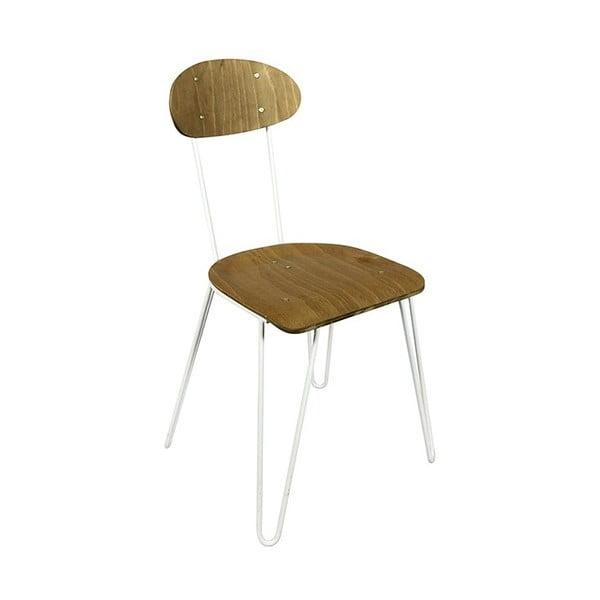 Krzesło Palma White