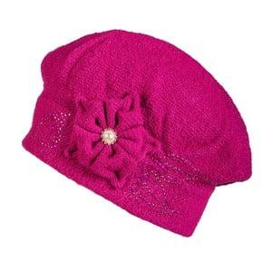 Fioletowa czapka Lavaii Daisy