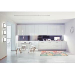 Wytrzymały dywan kuchenny Webtapetti Bluerose, 60x140 cm
