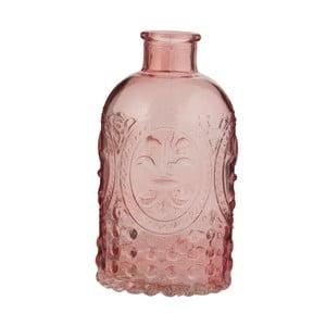 Szklana butelka Clayre, czerwona