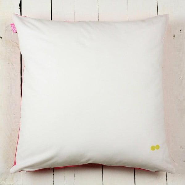 Poszewka na poduszkę Cool snow, 50 x 50 cm