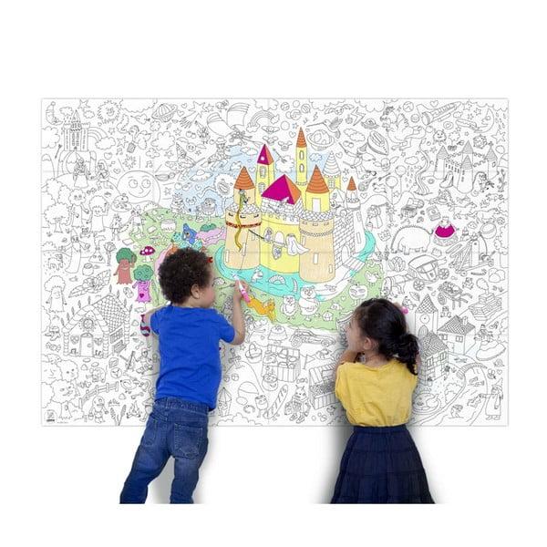 Kolorowanka Magic (70 x 100 cm)