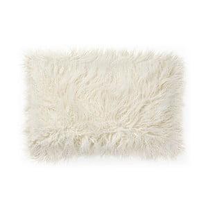 Biała poduszka La Forma Brock, 30x50cm
