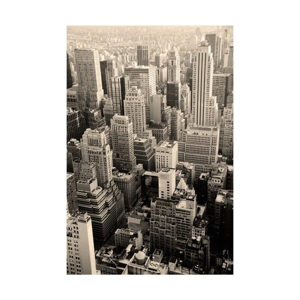 Winylowy dywan Manhattan, 99x120 cm