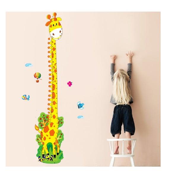 Naklejka ścienna Szyja żyrafy, 60x90 cm