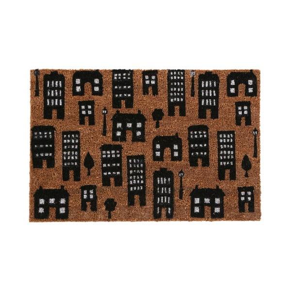 Wycieraczka Houses, 40x60 cm